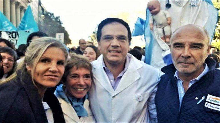 Una líder provida llega a Cipolletti para su campaña a la presidencia