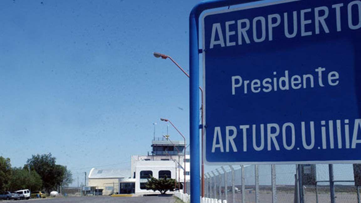 Interés legislativo por la habilitación del aeropuerto de Roca