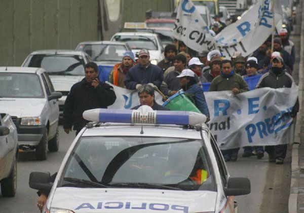 Rurales levantaron la protesta