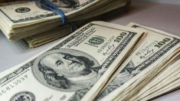 El blue quedó $ 10 abajo del dólar ahorro