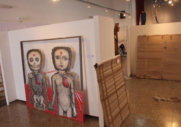 Se cerró el Salón de Artes Visuales