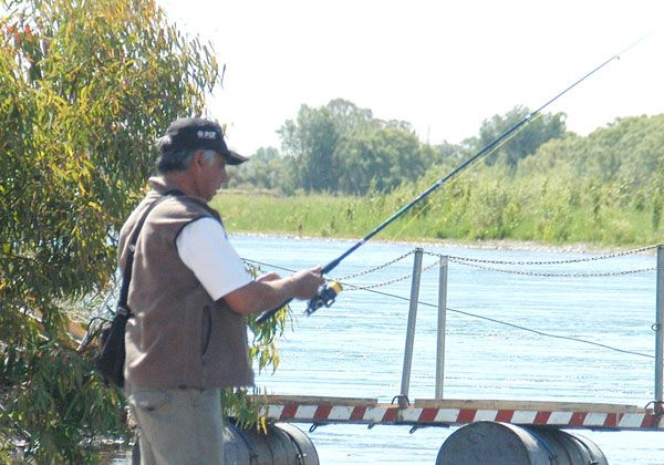 La pesca deportiva tuvo su fiesta