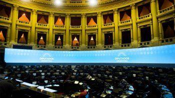 Vivo: Diputados analiza el proyecto de Zonas Frías