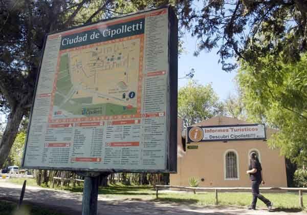 Una positiva ocupación de hospedajes en Cipolletti