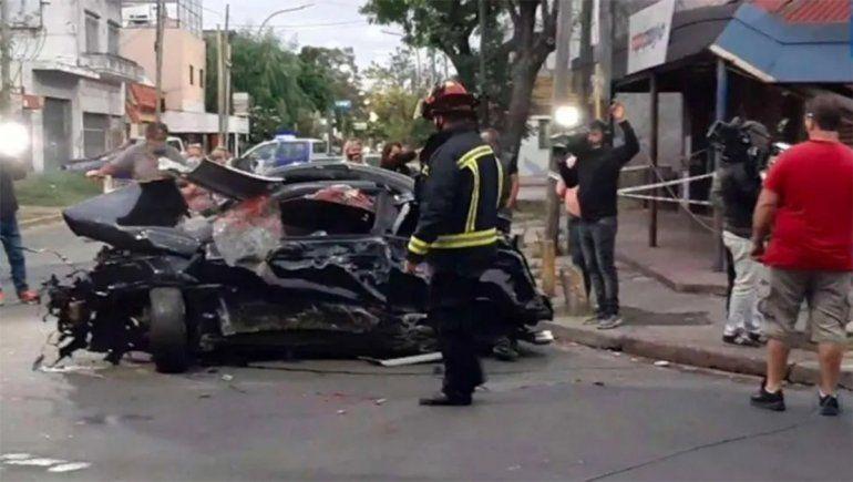 Iba en un Audi a toda velocidad y mató a dos mujeres