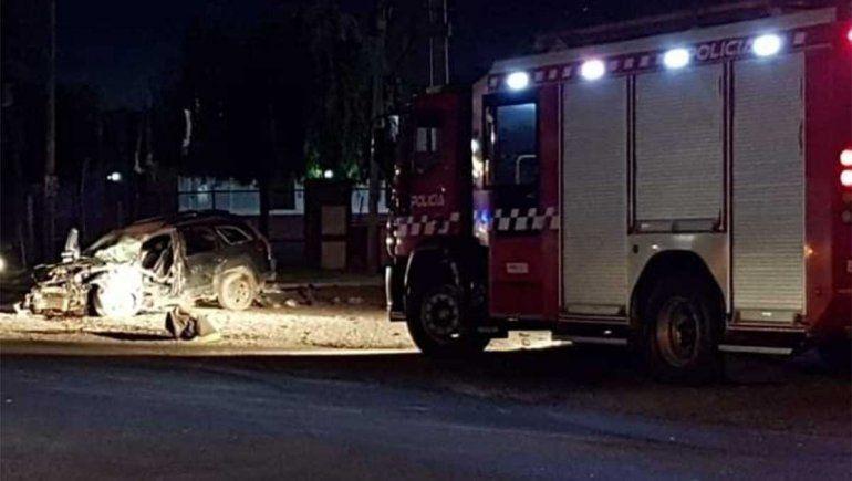 Noche trágica: dos terribles accidentes dejaron como saldo dos muertos