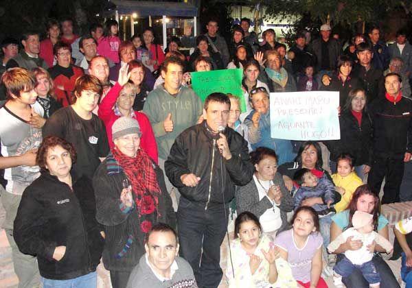Más de siete toneladas de alimentos partirán a La Plata