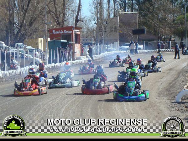 Nueva fecha del Karting Fórmula Reginense