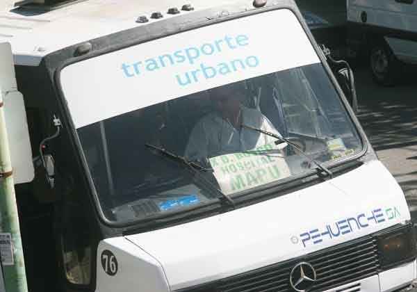 Pehuenche garantizó el transporte