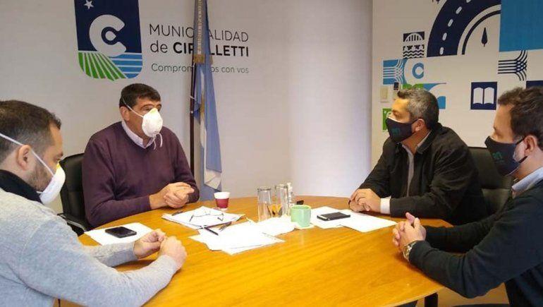RN Exporta junto a los productores de Cipolletti