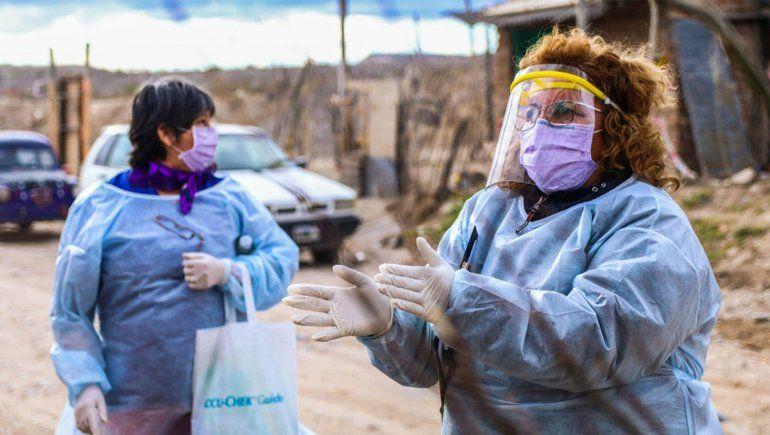 Zgaib bajó la alerta por la ocupación de camas en Salud