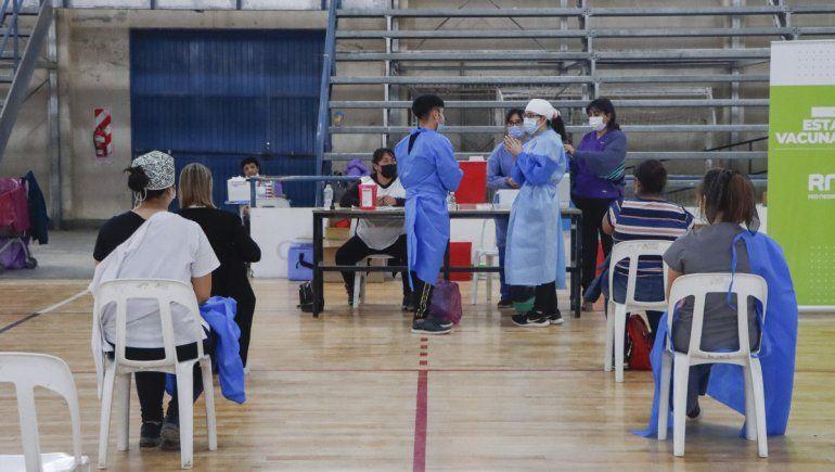 Más de 50.000 roquenses ya fueron vacunados contra el COVID