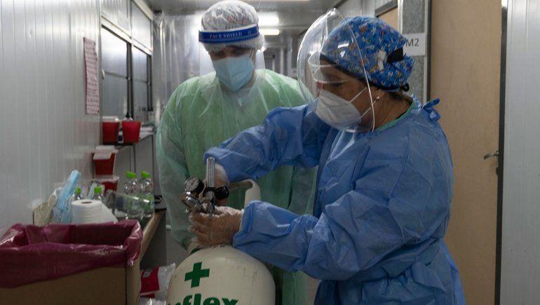 Vizzotti: La demanda de oxígeno es entre dos y tres veces más que el año pasado