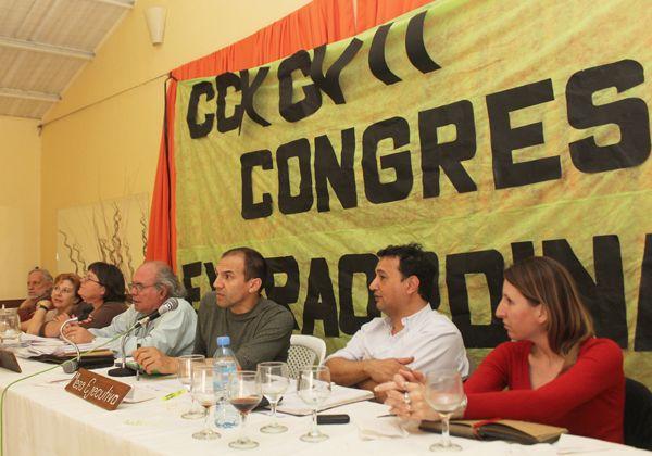 Congreso de Unter: el gremio buscaba unificar criterios por pauta salarial
