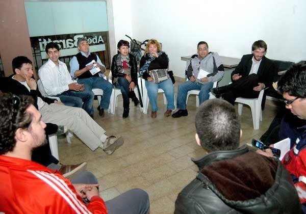 Agrupaciones locales se unen para apoyar al movimiento kirchnerista