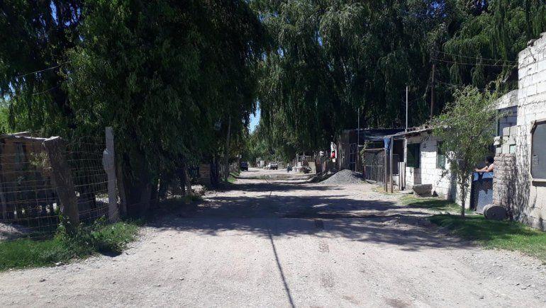 Vecinos del Martín Fierro, cansados de la imprudencia de los automovilistas