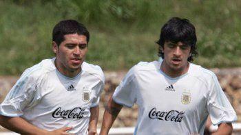 Lucho González reveló cuáles son las camisetas de River que conserva Riquelme