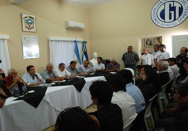Destacan como positivo el encuentro entre el Gobierno y la CGT