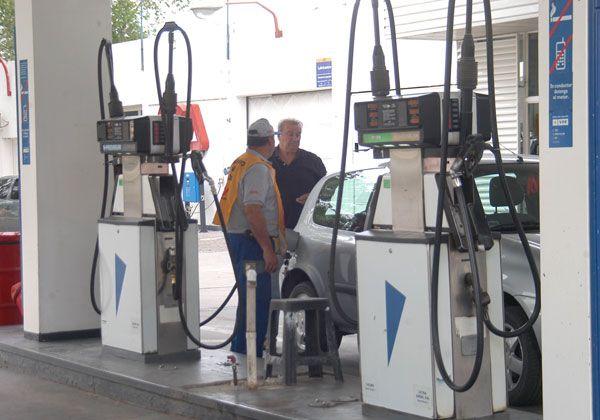 """""""El Estado garantiza el abastecimiento de combustible"""""""