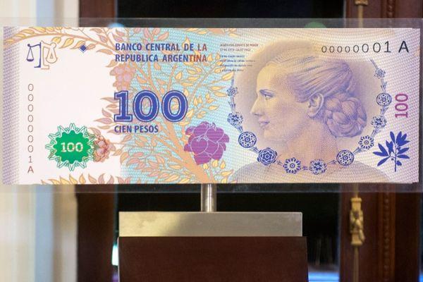 En el 2015 culminaría la renovación de los billetes de 100 pesos