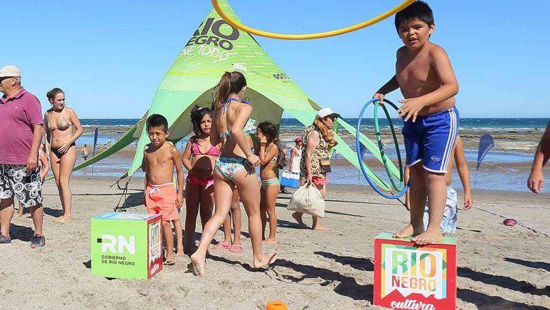 Cultura y deportes en los balnearios