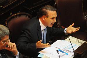 """Pichetto aseguró que la ley de Identidad de Género """"es una norma reparadora"""""""