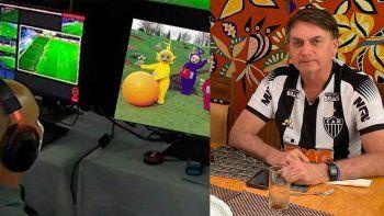 Los mejores memes de la derrota de Boca: desde Bolsonaro a los teletubbies
