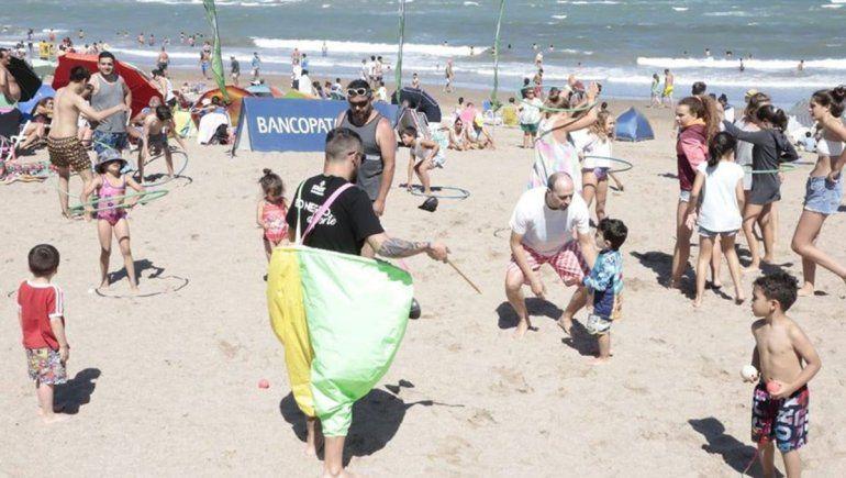 El deporte de la provincia copó la 5ª bajada en Las Grutas
