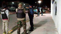 Efectivos policiales de la comisaría local y del Coer acompañaron a los inspectores municipales en el operativo.