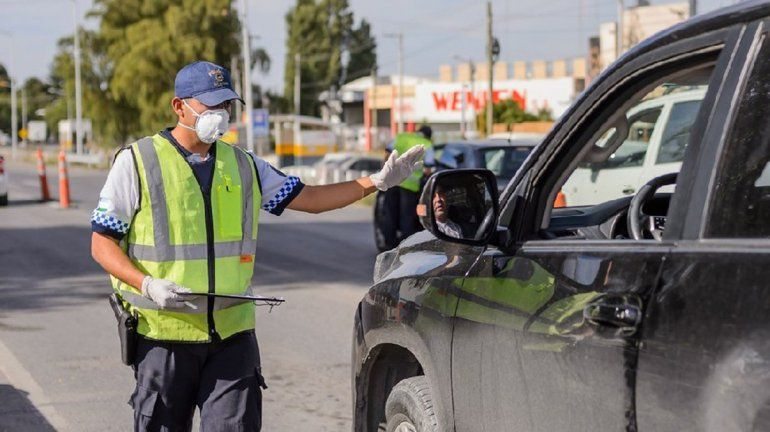 Para Provincia, los rionegrinos acataron en muy buena medida el primer día de restricciones