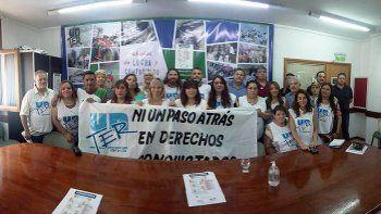 unter: los docentes querian una huelga para que los escuchen