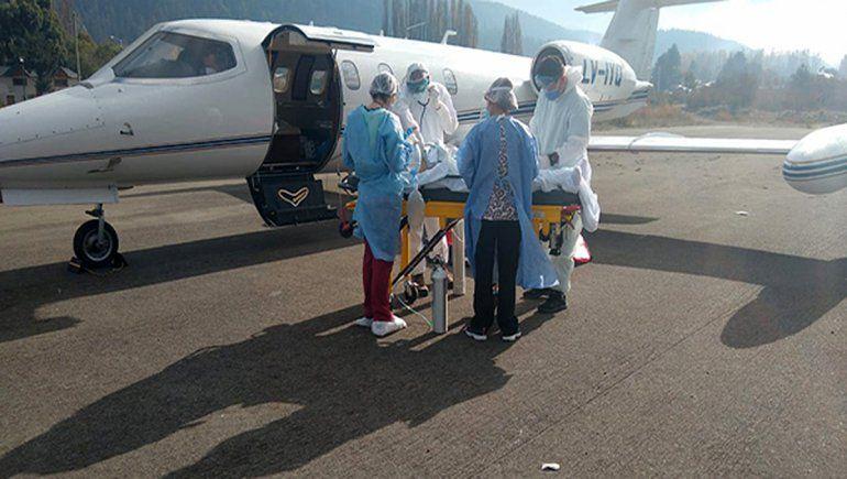 El Bolsón está saturado y piden derivar pacientes que esperan una cama