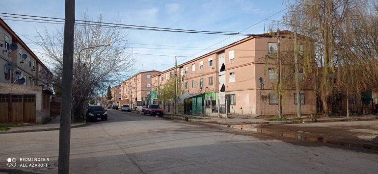 Detenidos preventivamente por graves disturbios en el barrio Ceferino.