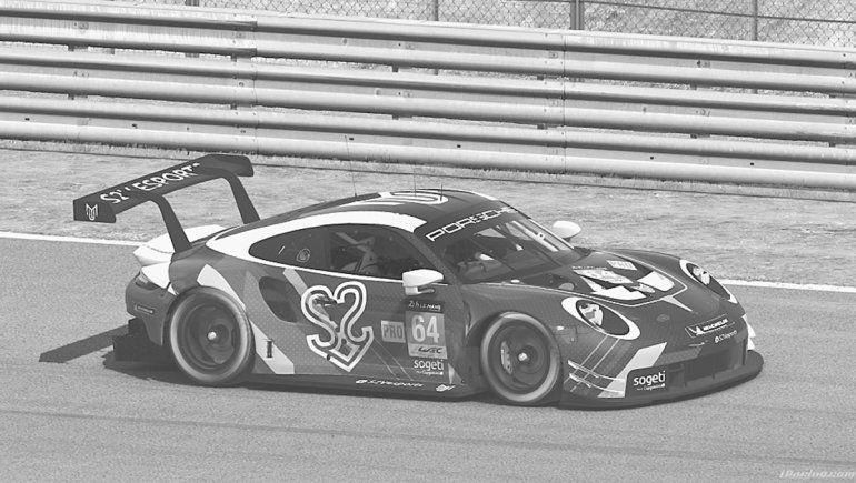 Manu Urcera corre Le Mans junto al 1 de la Real Sociedad