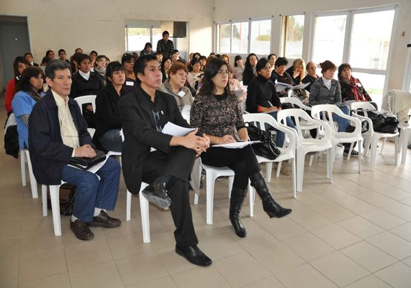 Comenzó capacitación sobre violencia de género en Cipolletti