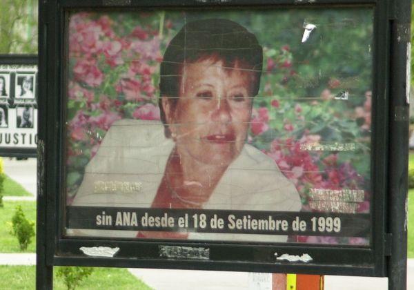 Mañana se cumplen 13 años del asesinato de Ana Zerdán