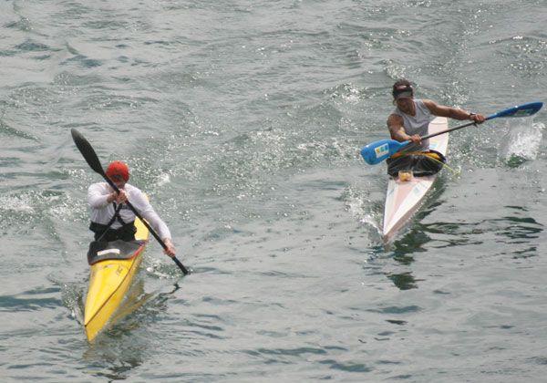 El Municipio cipoleño invita a una nueva jornada de kayak