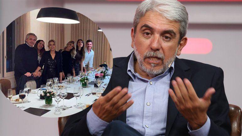Aníbal Fernández apuntó contra Fabiola: ¿Qué iba a hacer el presidente? ¿Cagarla a palos?