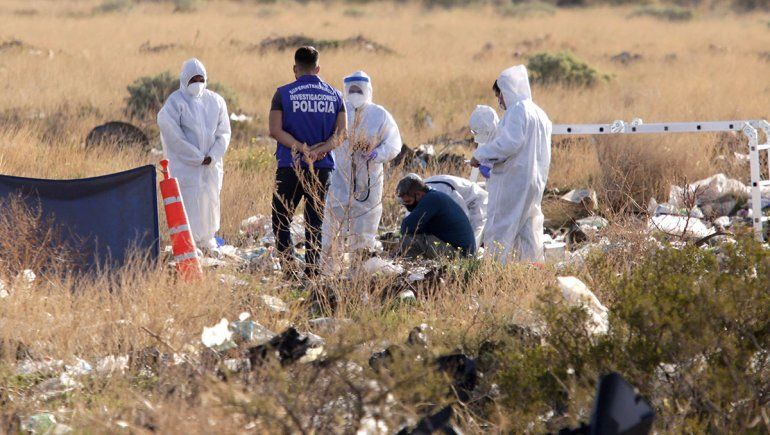 El cuerpo hallado en Centenario es el de Agostina, la chica desaparecida