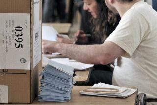 Habilitaron 24 escuelas para las elecciones en Cipolletti