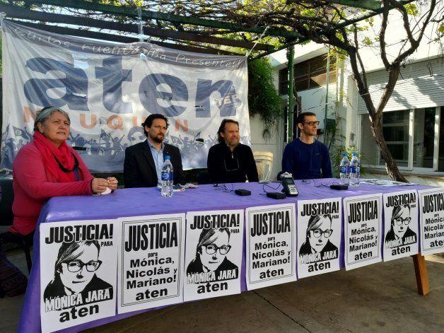 Aguada San Roque: ATEN prepara la formulación de cargos