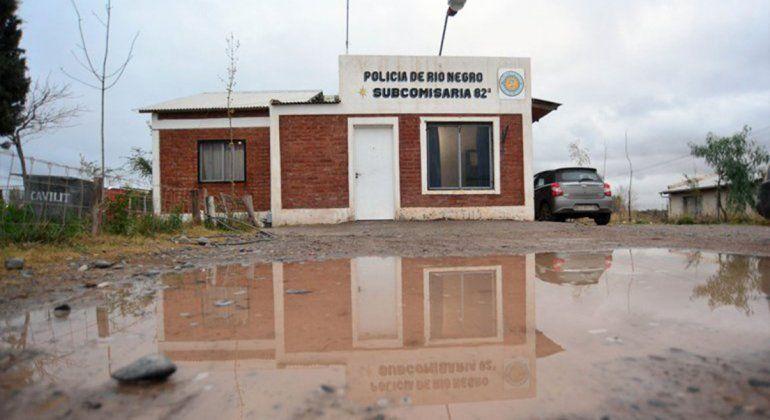 Las Perlas: robó un camión y lo atrapó la Policía