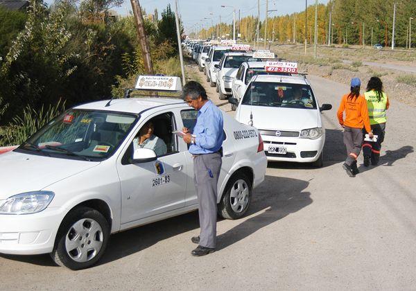 Ya rige la nueva tarifa de los taxis