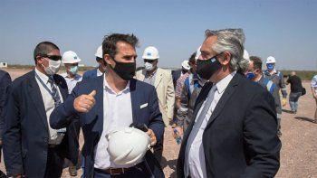 Martínez: Sin el Plan Gas, la producción habría caído un 8%