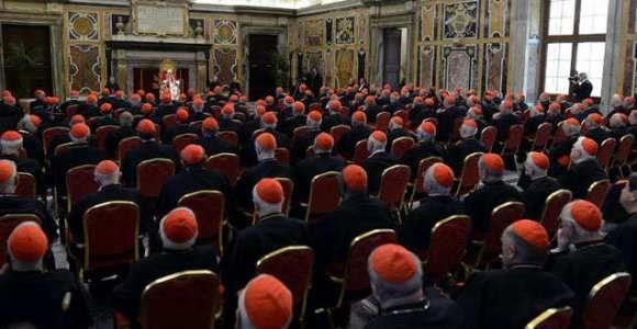 Comienza el cónclave para elegir al nuevo Papa