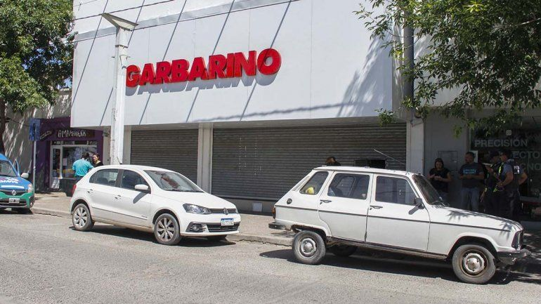 Temor en Cipolletti por la amenaza de cierre de Garbarino