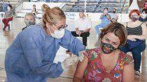 manana arranca la vacunacion a mayores de 80
