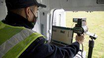 arrancaron las multas de los radares moviles
