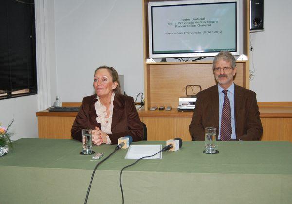Piccinini presentó la UFAP cipoleña