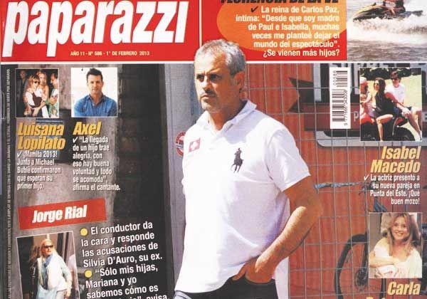 Paparazzi, mañana gratis con el diario